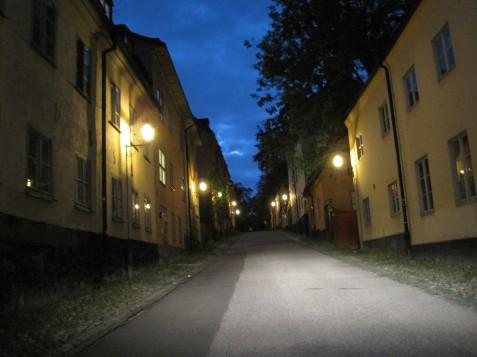 HPS White SON, Södermalm, Stockholm